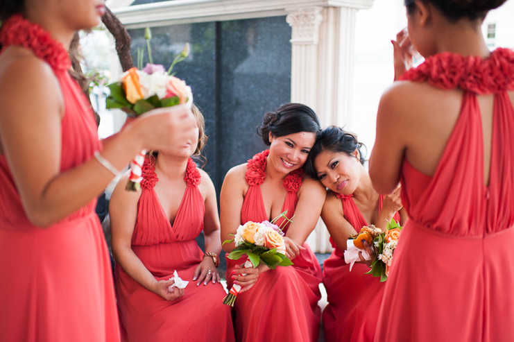 LA wedding photographers california wedding photographers modern wedding photographers patrick and somaly limelife photography coral wedding colors coral bridesmaid dresses bright wedding colors_035