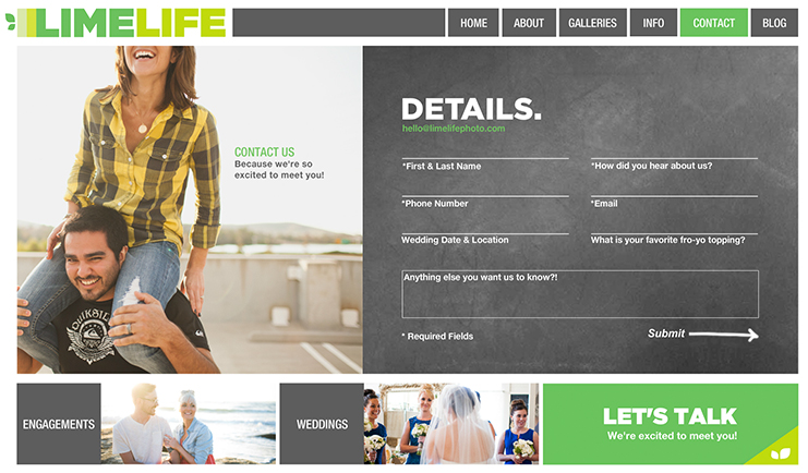 Limelife_Contact