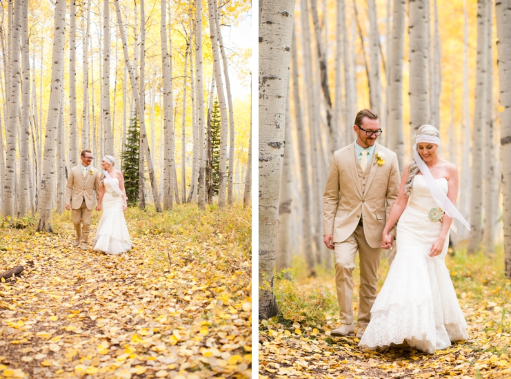 62 yellow leaves aspen trees wedding limelife photography 062