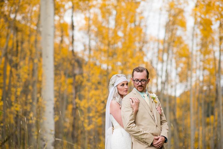76 aspen trees wedding limelife photography 076