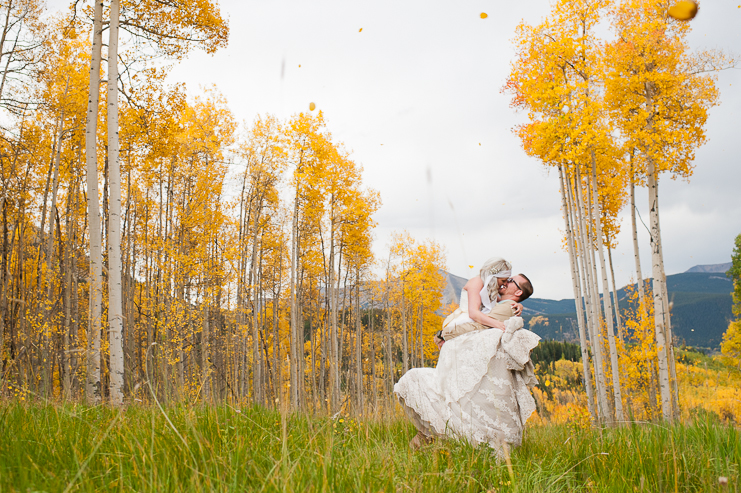 77 aspen trees wedding photos limelife photography 077