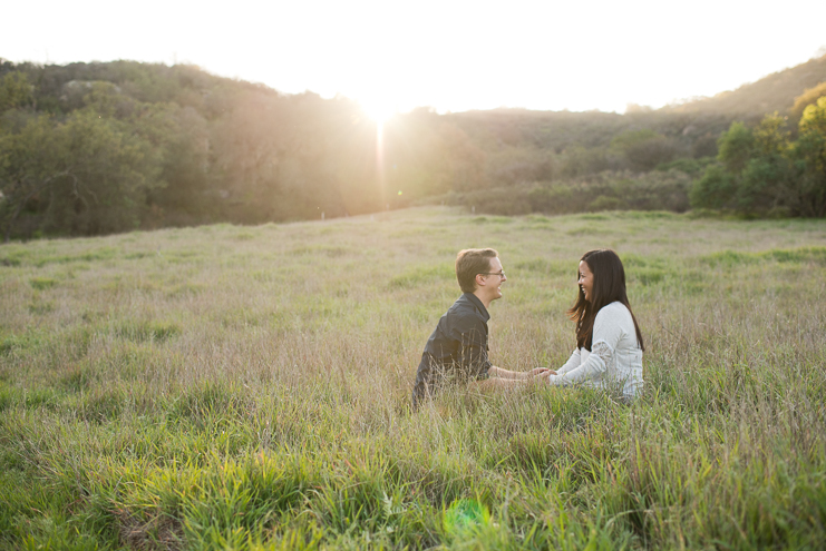 8 engagement photos in a field Limelife Photography San Diego photographers_009
