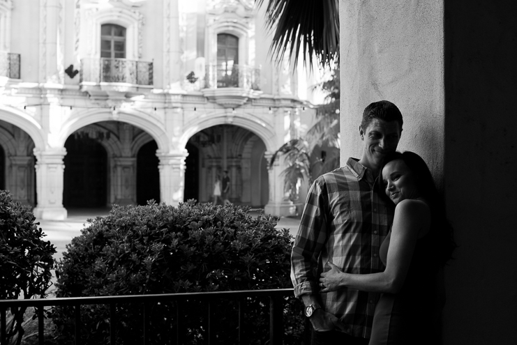 Limelife Photography Balboa Park engagement photos Nicole and Richard_005