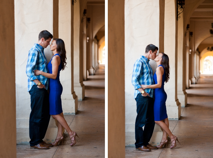 Limelife Photography Balboa Park engagement photos Nicole and Richard_006