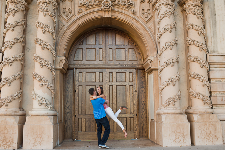 Limelife Photography Balboa Park engagement photos Nicole and Richard_008